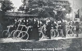 Ilmington Salvation Army band