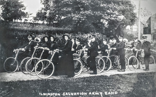 Ilmington Salvation Army band