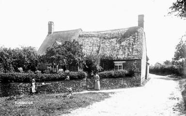 Grey Cottage, Valenders Lane 1900s