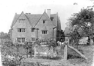 The Manor House, Ilmington. 1900s