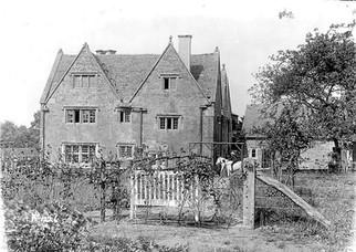 The Manor House, Ilmington - 1900s