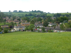 Ilmington from the North