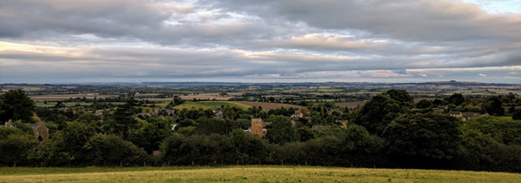 Ilmington from South West