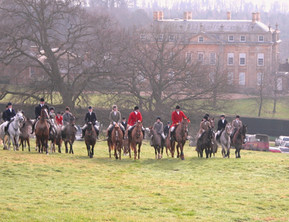 The last legal fox hunt in Ilmington, 22nd January 2005 - 3