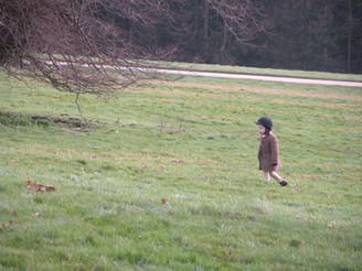 The last legal fox hunt in Ilmington, 22nd January 2005 - 6