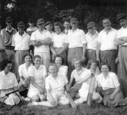 Cricket & hockey teams