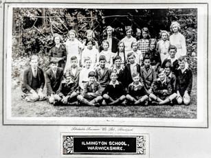 Ilmington school, Warwickshire