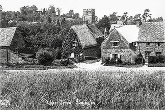 Upper Green, Ilmington
