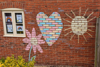 A lovely mural