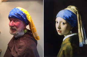 Vermeer - Girl with the pearl earring