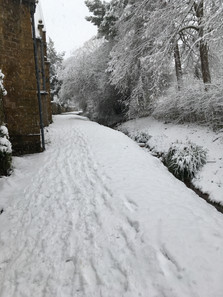 Winter - Middle Street