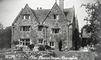 The manor house, Ilmington