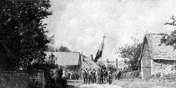Back St Procession 1900s