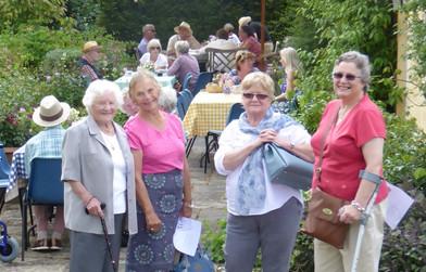 2016 - Rockcliffe gardens