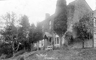 The Mount, Ilmington. 1900s