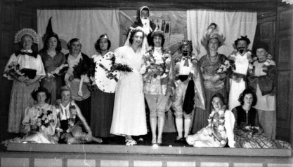 Unknown drama production 1950s 2