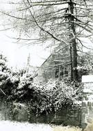 St Phillip's in the snow 1985