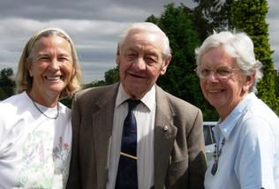 2007 - Christine Wright, Tom Crossley and Joan Wemyss-Holden