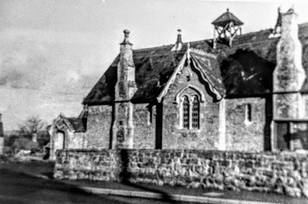 Ilmington School, Back street
