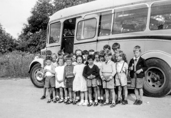 1954 bus