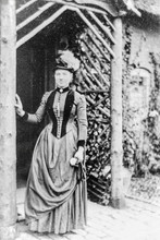 Clara Cook - died 1921