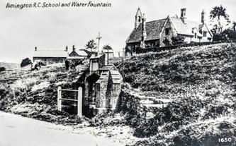 St Philips Catholic church / school
