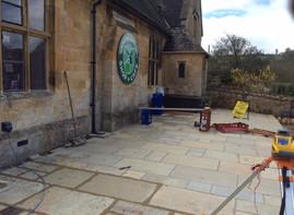 Café construction 10