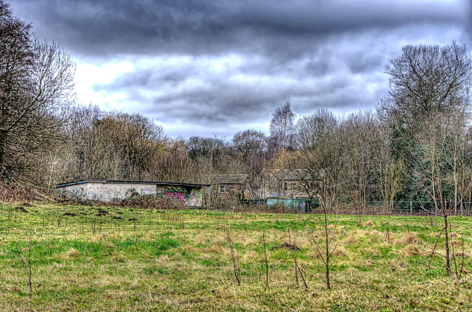 Derelict and unloved