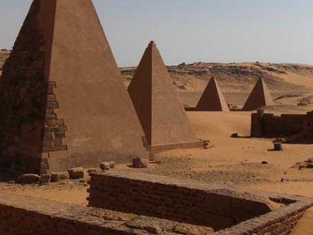 Sudan Ende 2007