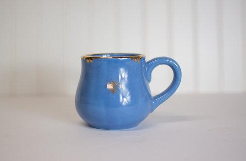 Gold Honey Drip Mug