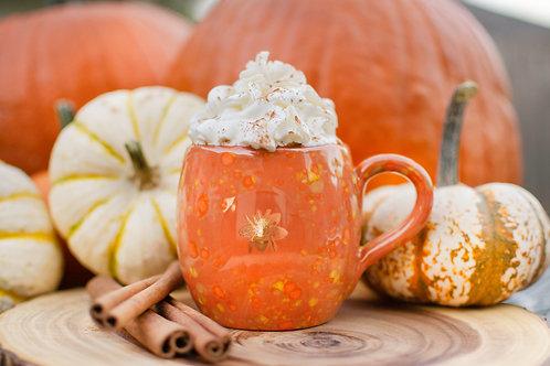 PREORDER - Pumpkin Chub-bee Mug