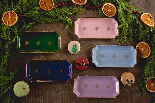 Gilded Jewelry Trays