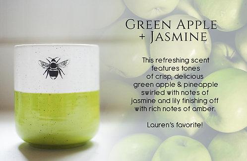 Green Apple + Jasmine