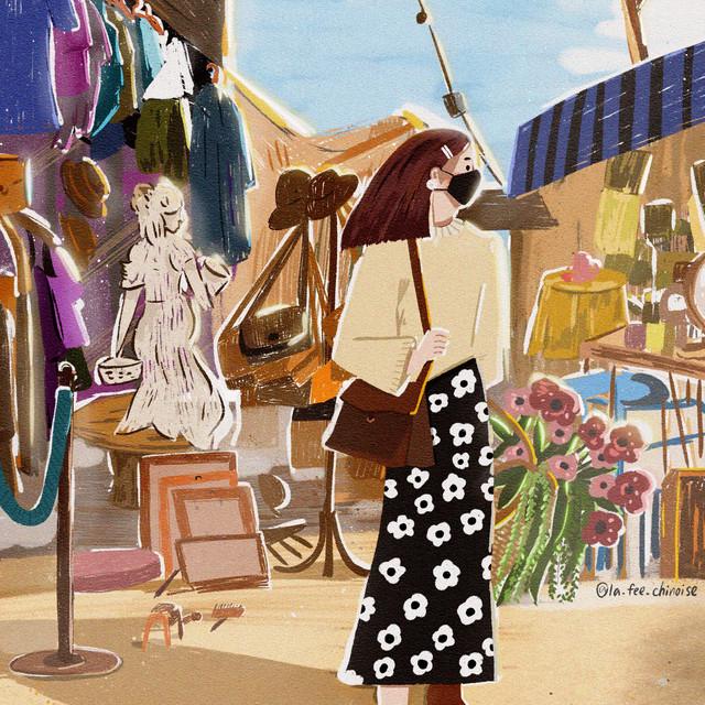 La vie parisienne imaginaire