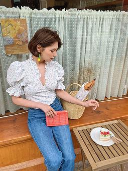 Motif design pour blouse