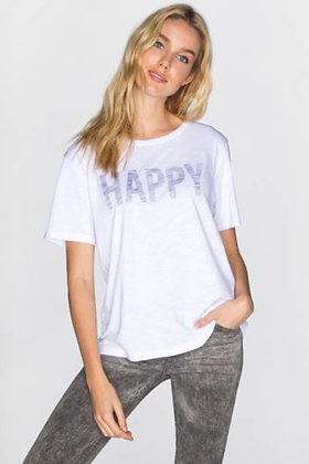 CHRLDR Happy Tee