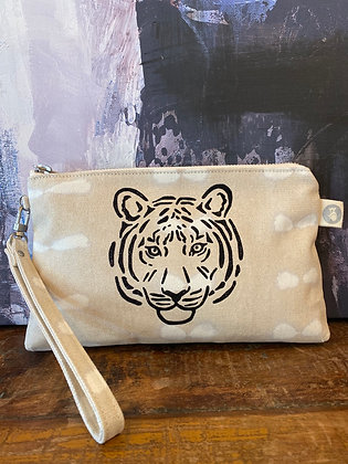 Quilted Koala Mini Luxe Clutch