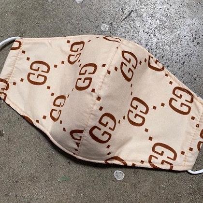 Gucci Lg logo Mask