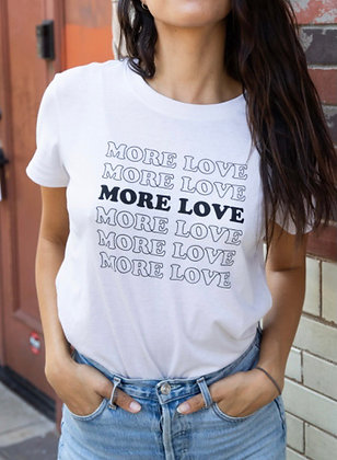 More Love Tee