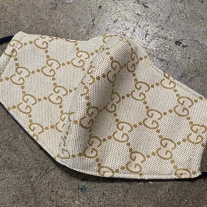 Gucci Faux Mask