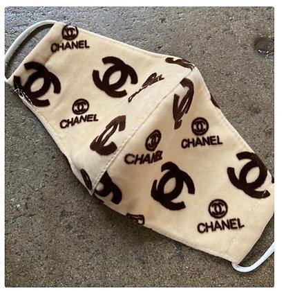 Faux Chanel mask