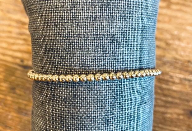 Tai gold ball bracelet