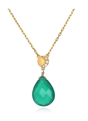 Satya Guilded Journey Necklace