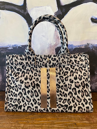 Quilted Koala East/West tote