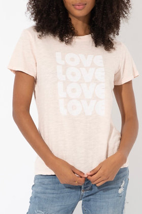 Stacked Love Tee