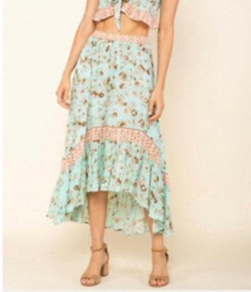 RAGA Hi Low Skirt