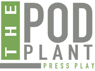 the pot plant podcast logo
