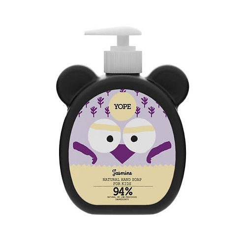 YOPE Hand Soap for Kids Jasmine 兒童茉莉花洗手液