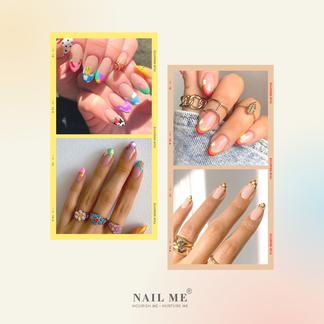 summer nails inspo  #2