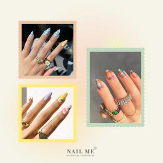summer nails inspo  #3